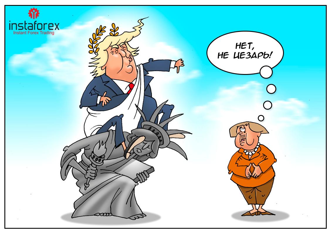 Экономика и политика: Навеки вместе, или пока Трамп не разлучит нас!