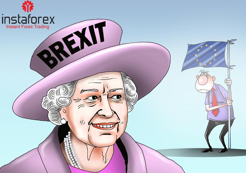 Законопроект о выходе Великобритании из ЕС вступил в силу