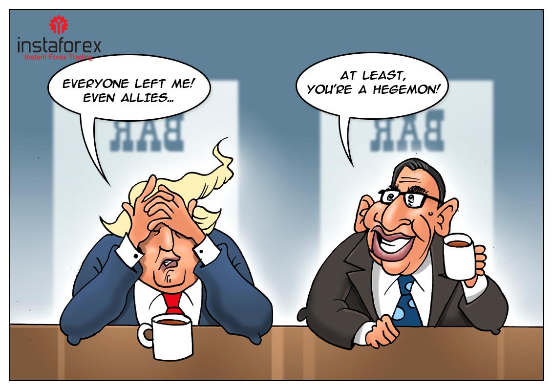امریکہ ایران سے تیل درآمد کرنے والے ممالک کے خلاف پابندیاں عائد کرنے کا ارادہ رکھتا ہے