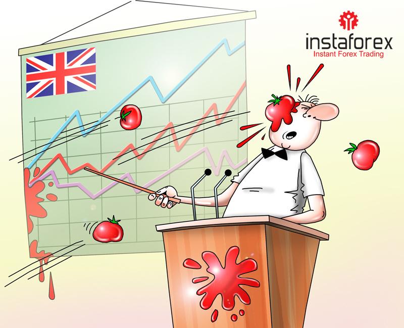 Доверие к экономике Великобритании упало до минимума за пять месяцев