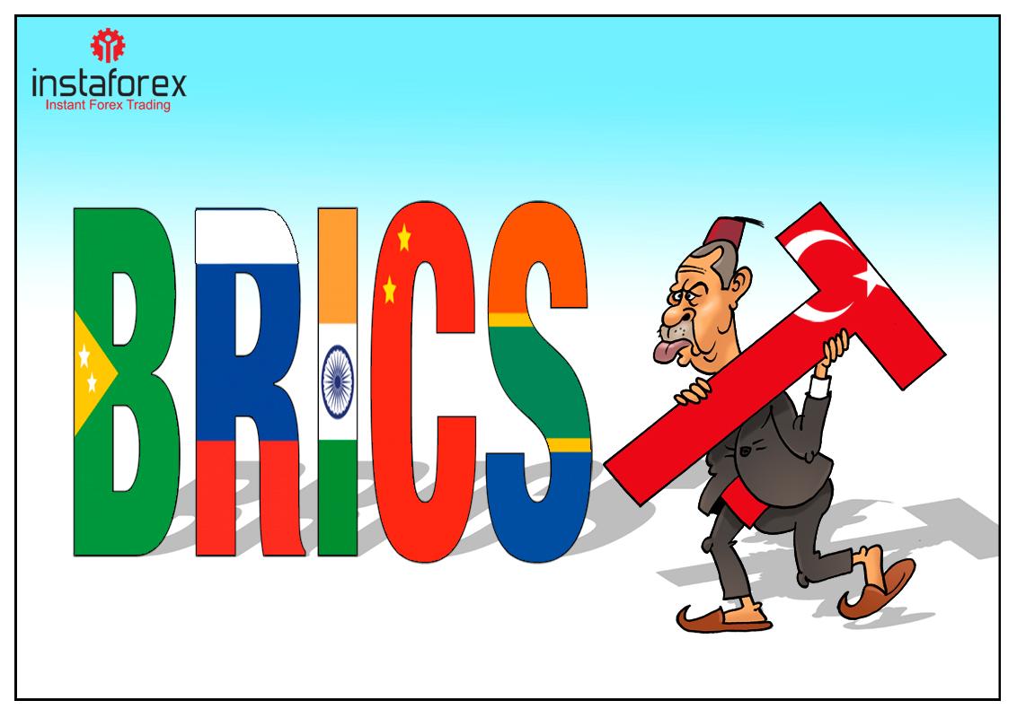 Турция метит в членство БРИКС