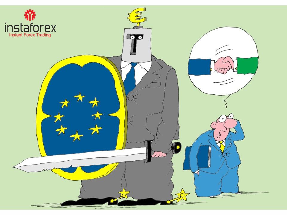 Евросоюз будет отстаивать интересы европейских компаний, взаимодействующих с Ираном