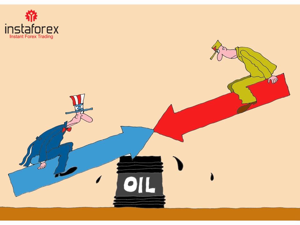 Хедж-фонды уменьшили ставки на нефть из-за усиления торгового конфликта между США и КНР