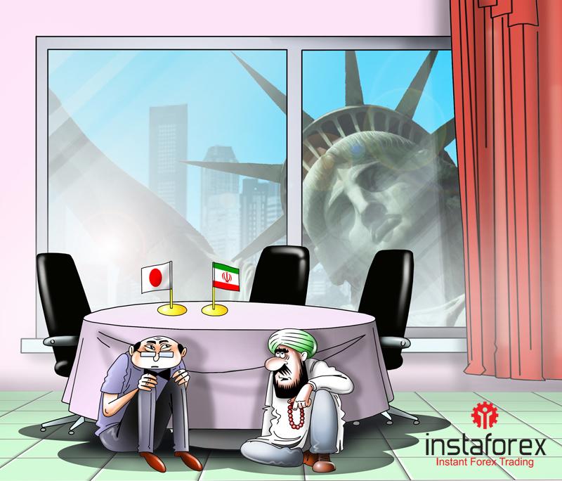 Nhật Bản tìm cách thay thế nhập khẩu dầu thô của Iran