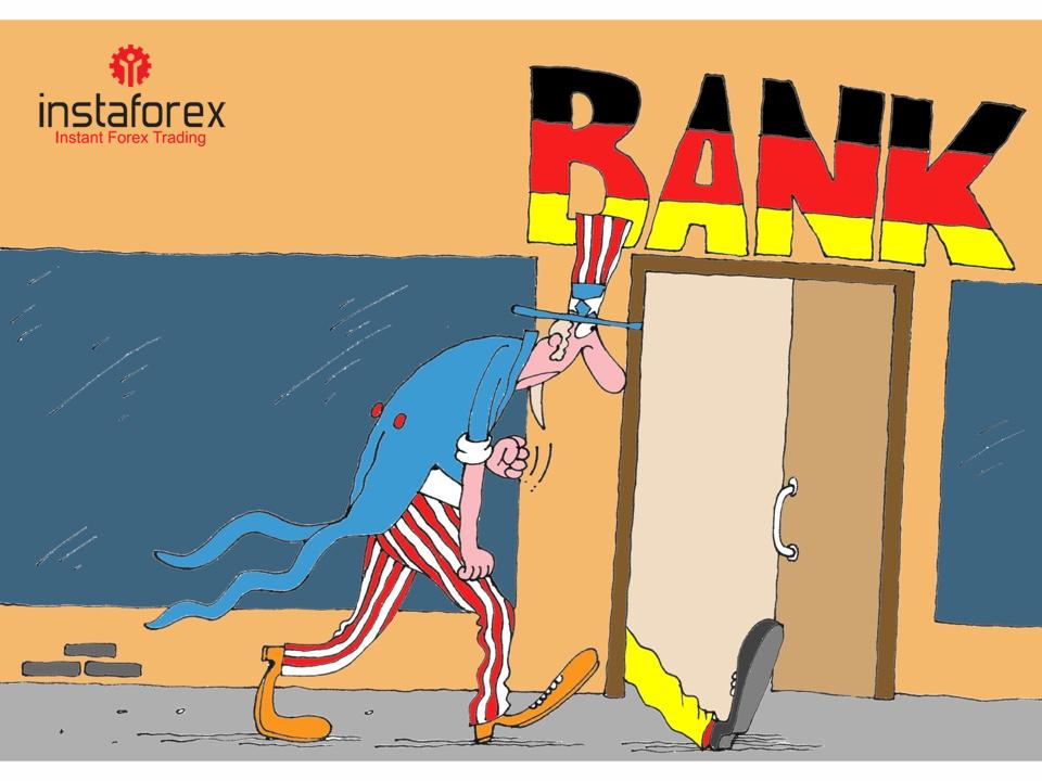 Банки Германии просят США смягчить новые санкции против РФ