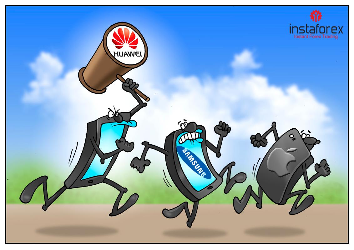 Думаешь, что выбрать — Apple или Samsung? Бери Huawei!