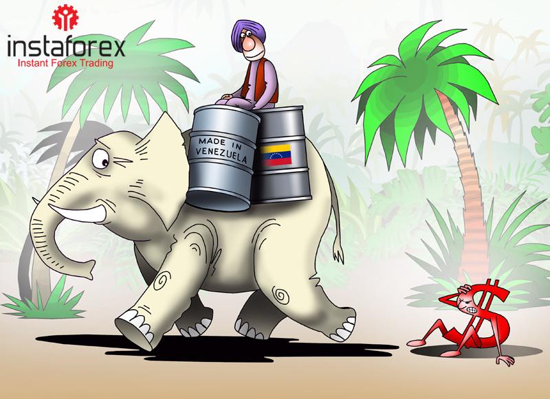 فنزويلا تريد إنشاء كتلة تجارية غير دولارية