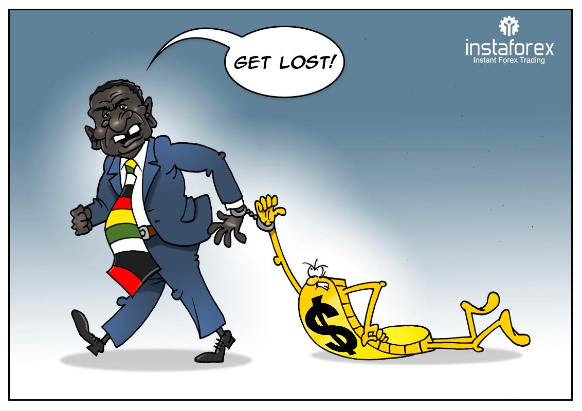 زيمبابوي تنضم إلى التحالف المناهض للدولار