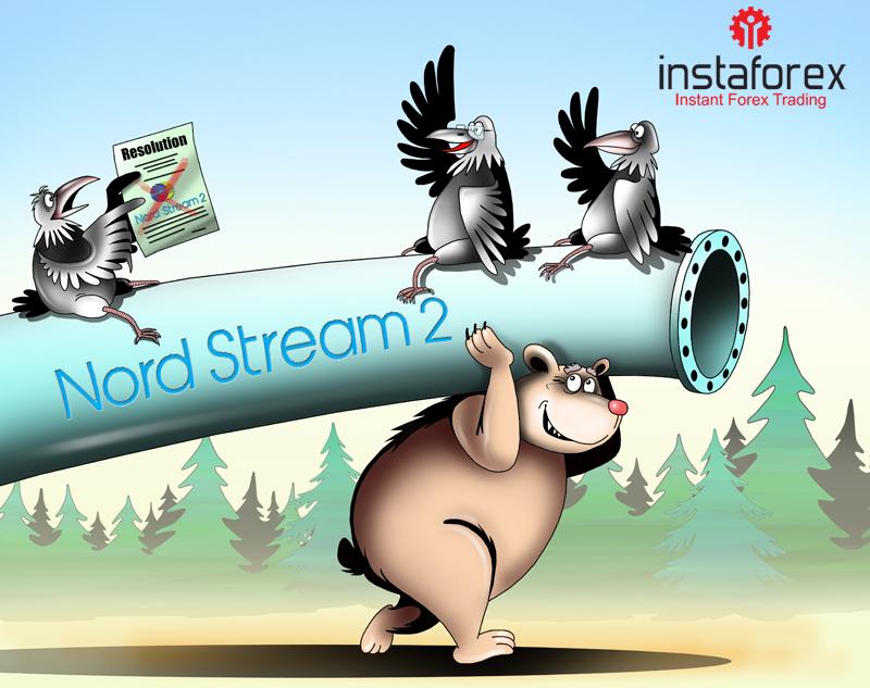 Nord Stream не признаёт резолюцию Европарламента по «Северному потоку — 2»