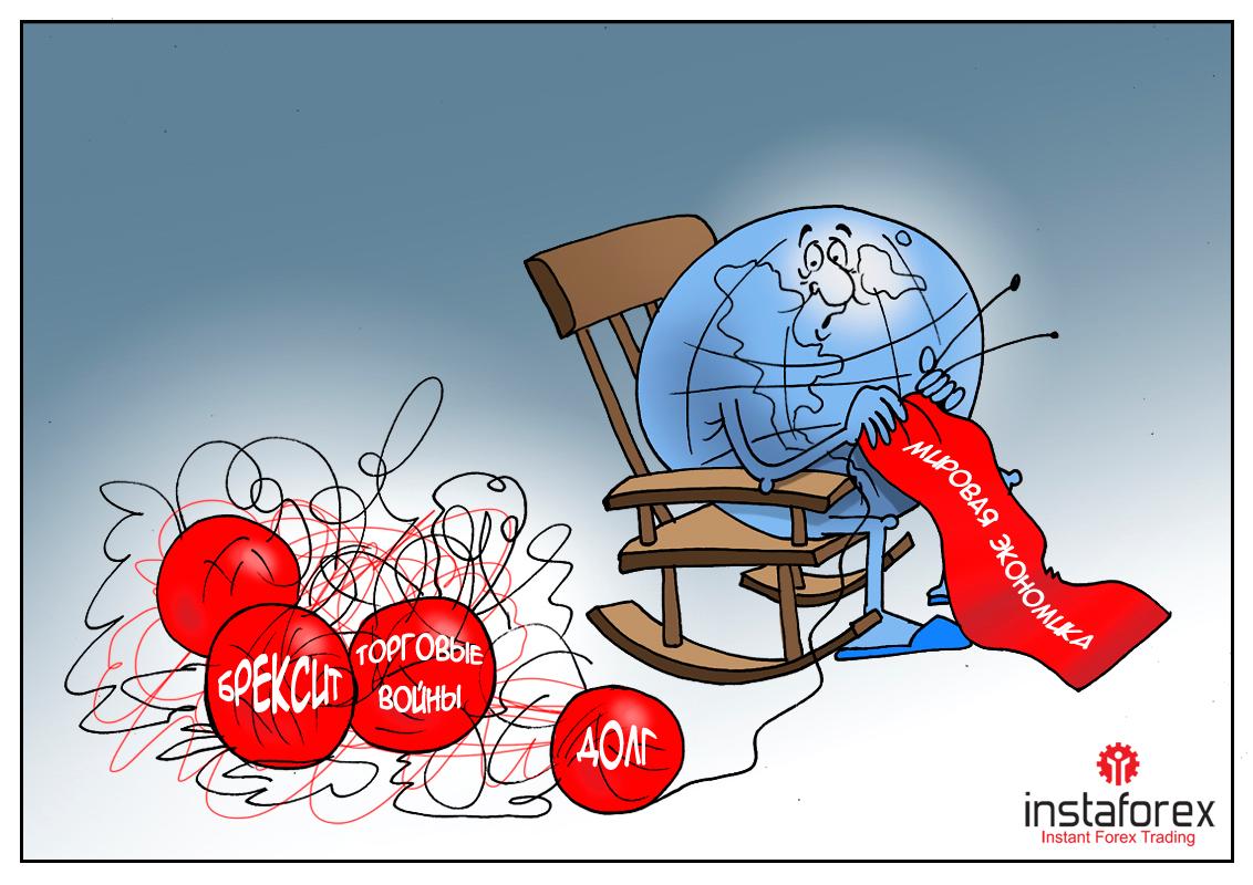 Очередной закат мировой экономики по версии МВФ