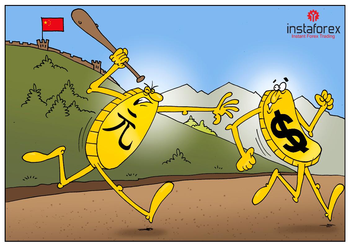 Доллару не поздоровится, Китай госдолг продать готовится!
