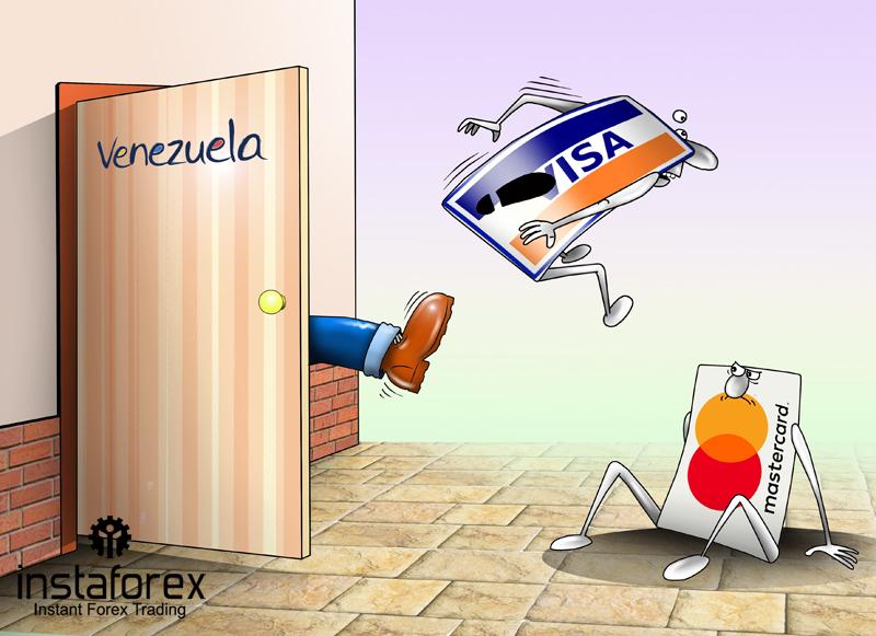 Венесуэла заменит Visa и MasterCard собственной платежной системой