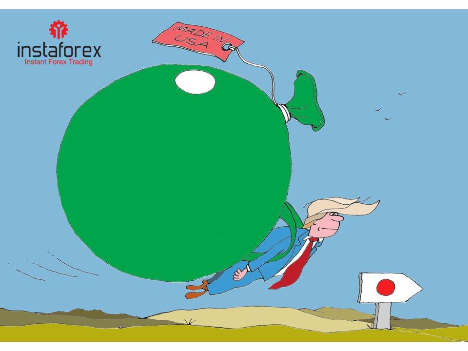 Соединенные Штаты призвали Японию к соблюдению баланса в торговых отношениях