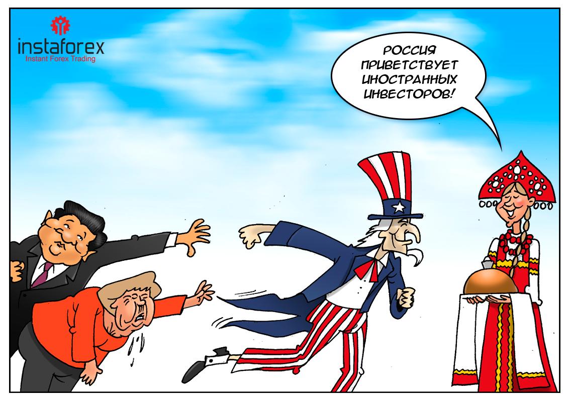 Американцы стремительно наращивают объемы инвестиций в Россию
