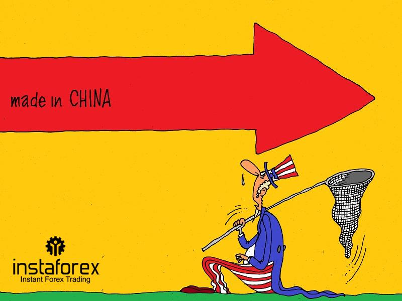 Китайский экспорт растет вопреки пошлинам США