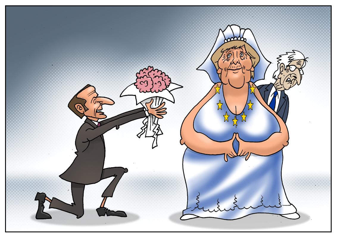 Политическая карьера Ангелы Меркель может пойти в гору