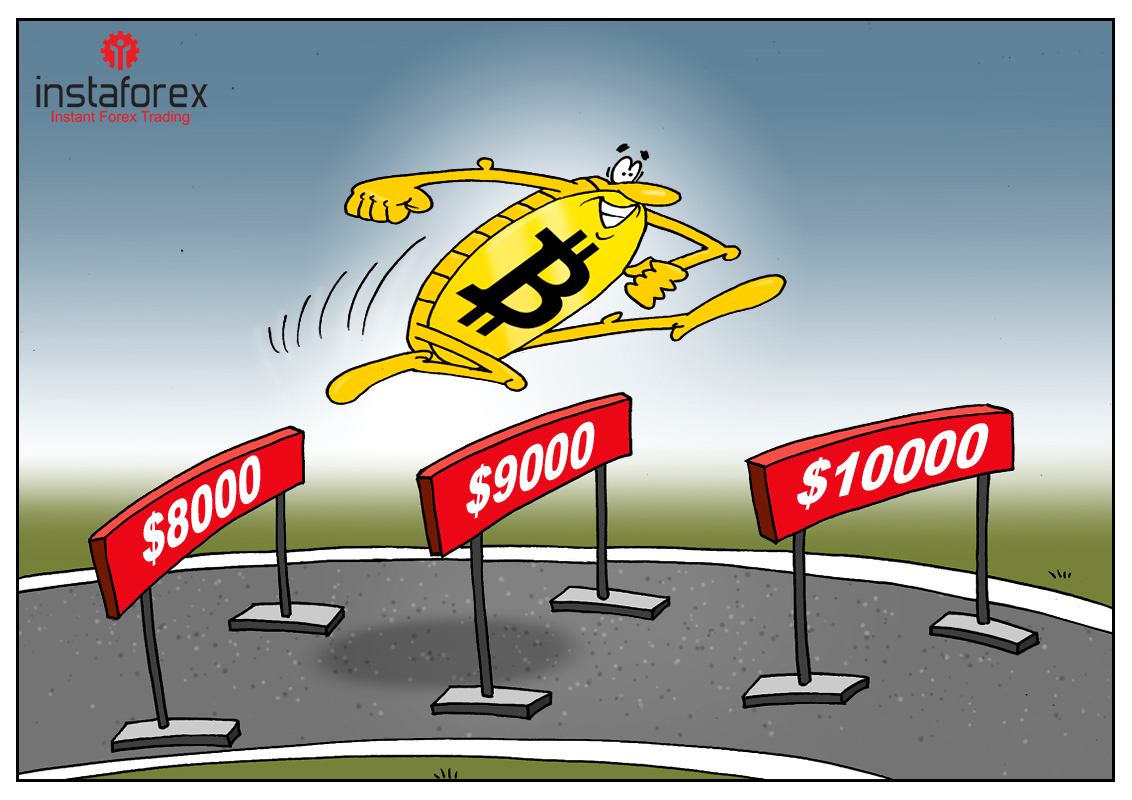 Сможет ли биткоин повторить свой рекордный прыжок в высоту?