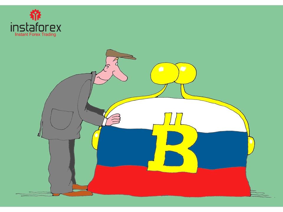 В России могут разрешить операции с криптовалютой