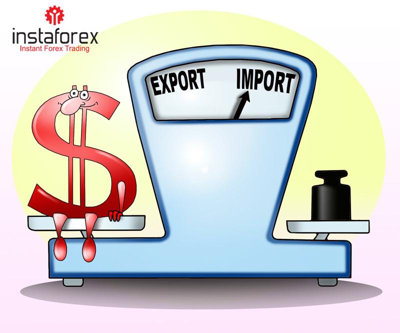 Дефицит внешней торговли США взлетел на 8,4%