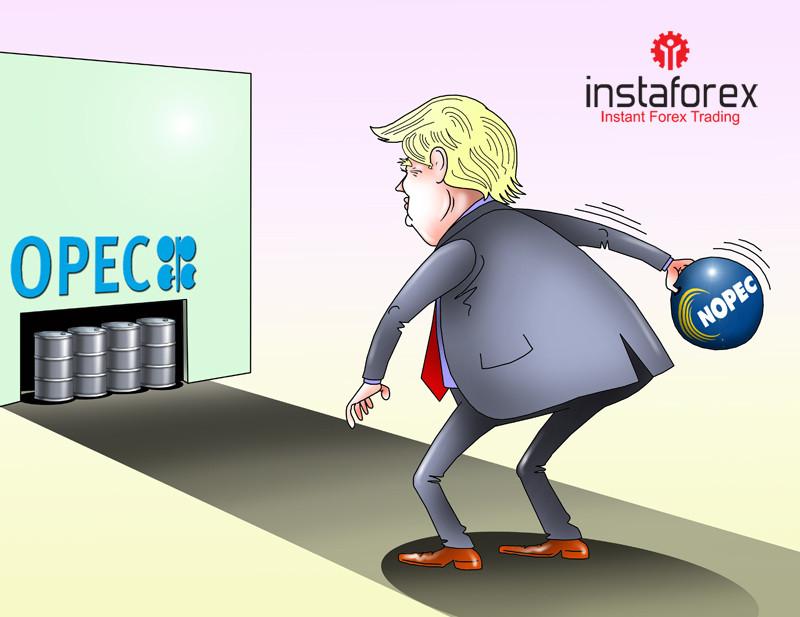 NOPEC berbanding OPEC: apakah berlaku sekiranya AS meluluskan rang undang-undng