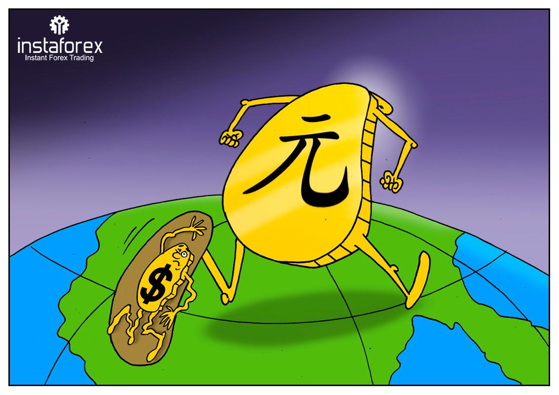 ประเทศจีนต้องการทำให้เงินดอลลาร์สหรัฐออกไปจากวงโคจร