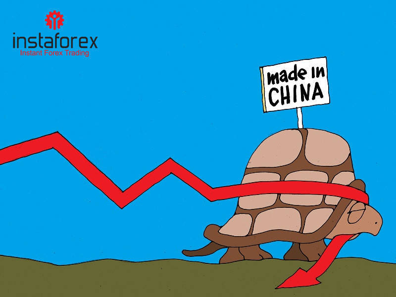 Впервые за 27 лет рост ВВП Китая замедлился
