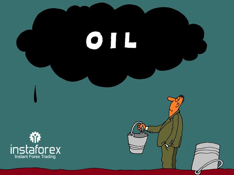 Стоимость нефти просела вслед за снижением ВВП Китая