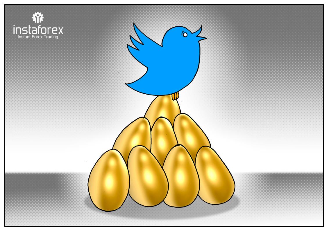 Twitter boasts profit increase