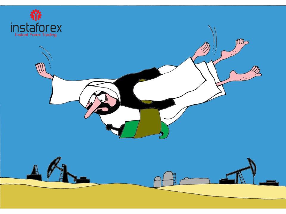 Страсти по нефти: Иран обвиняют в атаке дронов, Эр-Рияд вдвое обрушил добычу сырья