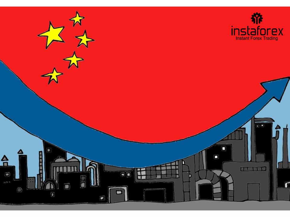 El crecimiento de la producción industrial de China colapsa a un mínimo de 17 años