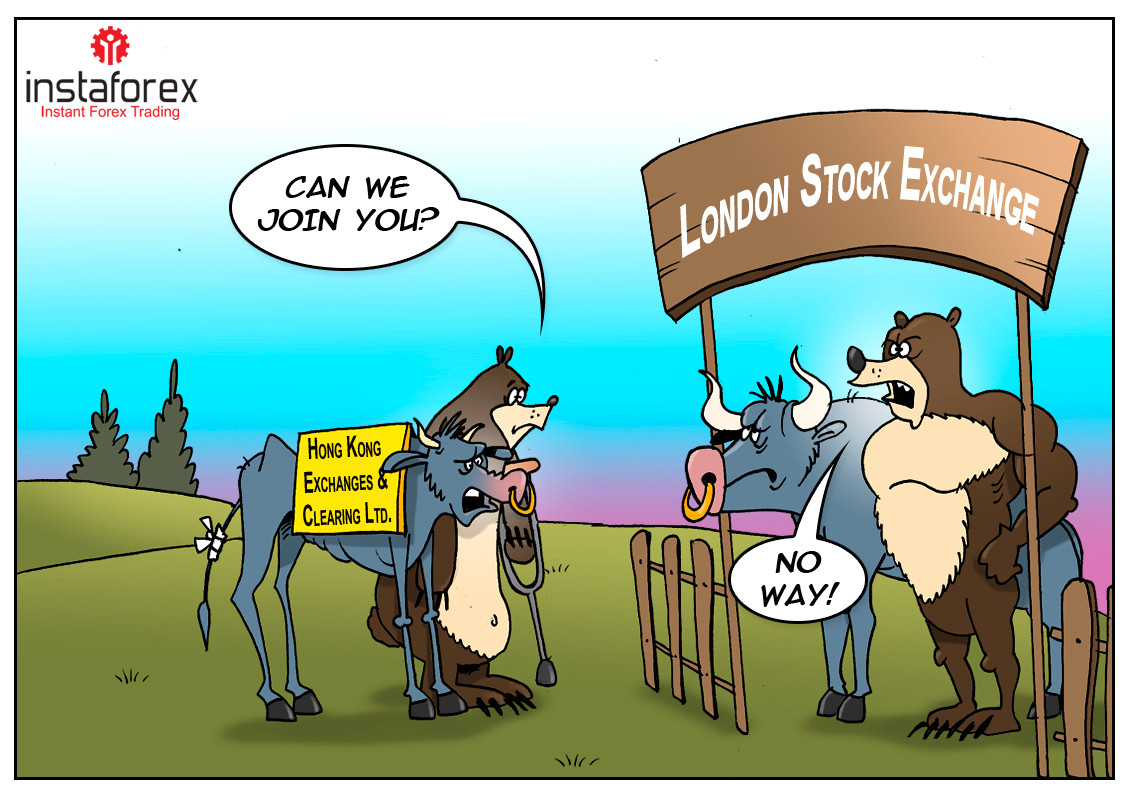 LSE ปฏิเสธต่อการประมูลการควบรวมกิจการ