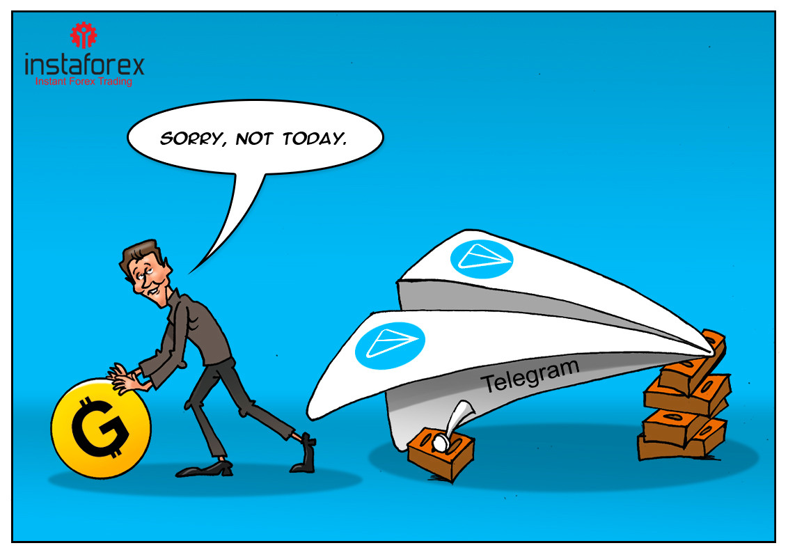 Telegram pospone su lanzamiento de criptomonedas
