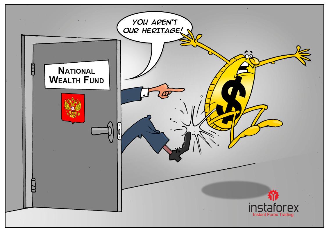 Русия планира да намали дела на щатските долари в своите резерви