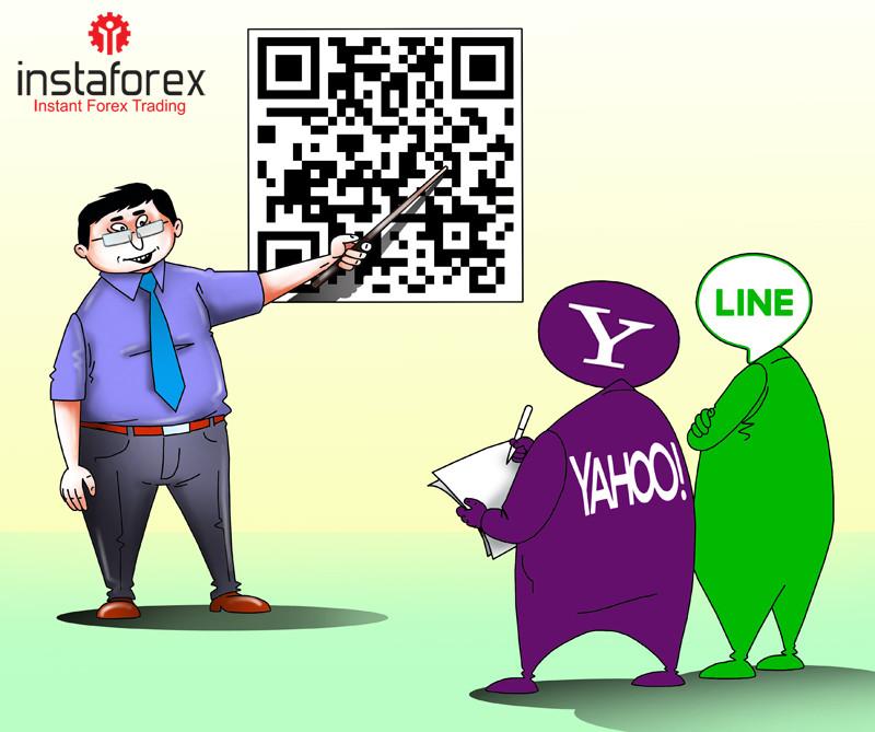 SoftBank dan Line Corp. berusaha untuk mewujudkan gergasi internet Jepun