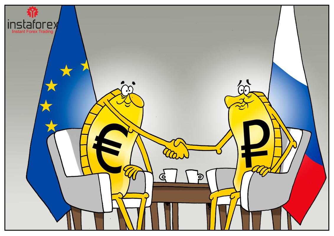 UE e Rússia não conseguem desafiar o reinado do USD apesar do interesse mútuo