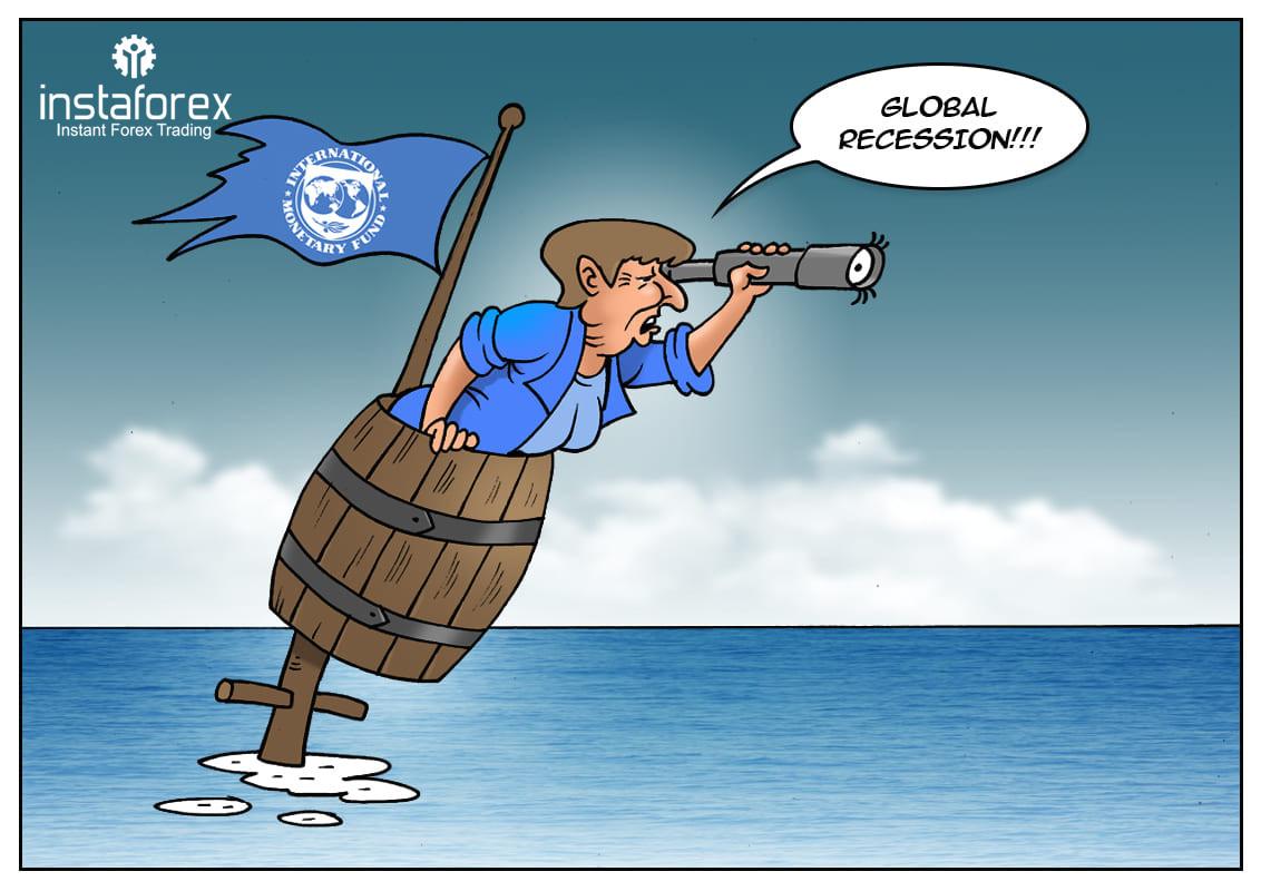 Economia mundial à beira da recessão