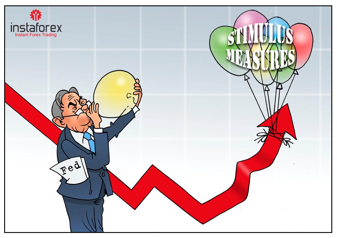 Preços do petróleo sobem à medida que os EUA aumentam as medidas de estímulo econômico