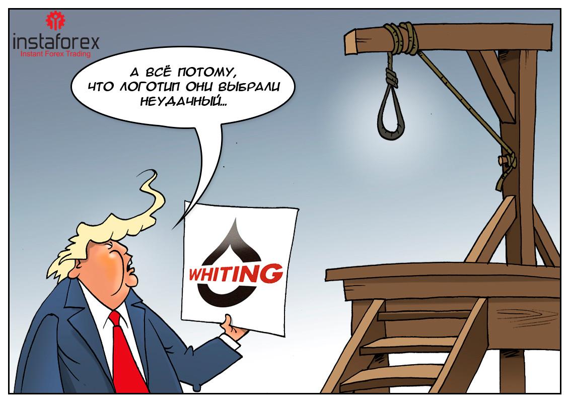 Нефтяная война... крутой поворот. У нас появился первый банкрот!