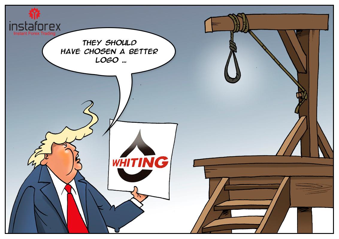 Empresa de xisto dos EUA torna-se a primeira grande vítima da guerra dos preços do petróleo