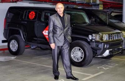 InstaForex presents Hummer H3 to the winner