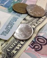 Доллар США взлетел на на 1,42 рубля