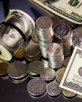 Доллар просел на 24 копейки