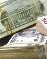 Доллар вырос на 30 копеек
