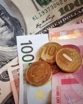 В четверг доллар снижается на 94 копейки