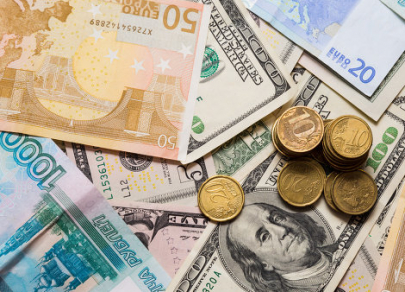 Доллар просел к рублю на 22 копейки