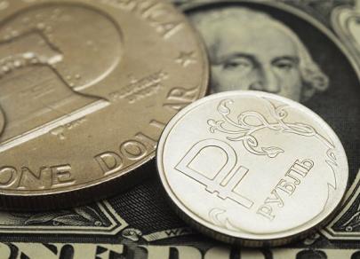 Доллар подорожал на 10 копеек