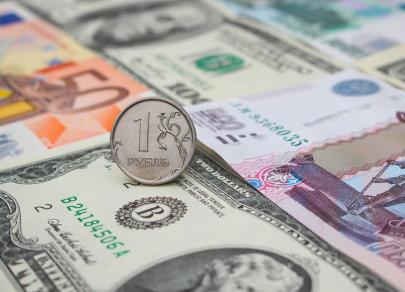 С начала торгов стоимость доллара просела до 66,2682 рубля