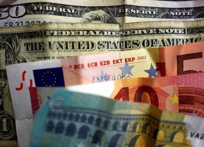 Доллар потерял 4,5 копейки