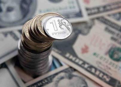 Доллар и евро в начале недели снижаются