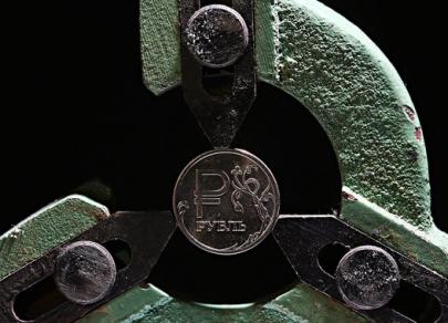 курс доллара к рублю